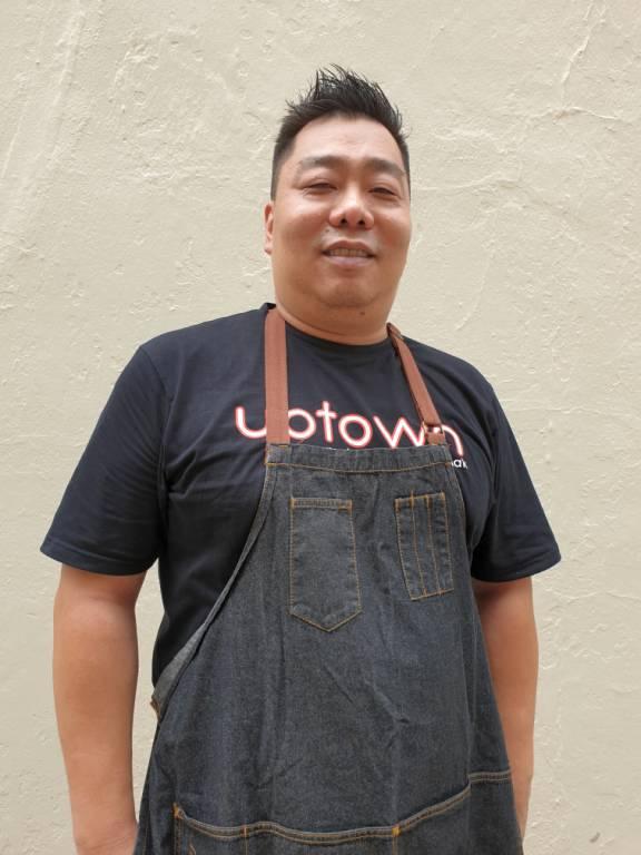 Picture of Mervyn Koh, founder of Uptown Nasi Lemak
